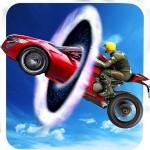 Transform Race 3D: Airplane, Boat, Motorbike & Car Desert Safari Studios