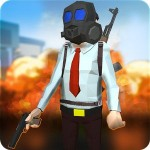 銀行強盗ギャングスター部隊:都市戦ロイヤル Digital Toys Studio