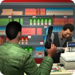スーパーマーケット 強盗 犯罪 怒っている シティ ロシアマフィア GameUnified