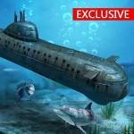 潜水艦シミュレーターゲーム2017 Heavy Beatle Games