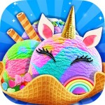 Unicorn Ice Cream Maker – Carnival Fair Food 2018 Kids Crazy Games Media