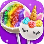 Unicorn Cake Pop Maker – Sweet Fashion Desserts Kid Kitchen Fun Media