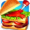 Deli Sandwich Shop – Kids Cooking Game KiwiGo