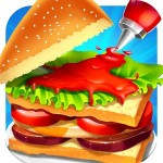 Deli Sandwich Shop – Kids Cooking Game KiwiGo