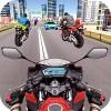 ハイウェイ スーパー 自転車 ライダー 🏍️ Mini Art Studios