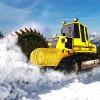 雪の駆動レスキュープラウ、ショベルクレーンオペレーター MobilMinds Apps