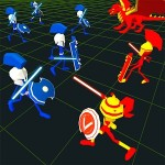 Wars of Star: Stick Warriors Oonezero