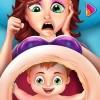 妊娠している 操作 ママ そして 赤ちゃん お手入れ 病院 Playful Games 101