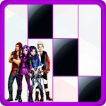 Descendants 2 Piano Game Comoot
