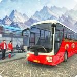Uphill Bus Drive : Christmas Bus Simulator play.io