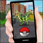 Pocket Dinosaur GO Pocket Catch Games