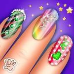 ファッション ネイル アート サロン スパ マニキュア 女の子 Rock Paper Scissors Games