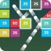 レンガのブレーカーのパズル -ブロック崩しの王 スワイプ ブロック崩し Sonatgame