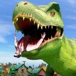 野生 恐竜 攻撃 に シティ Super X Studio