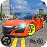 極端な自動車運転2018:ドリフトシミュレータ Tap 2Race