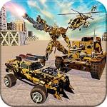 US Army Transform Robot War2 Trenzy