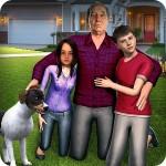 バーチャル おじいちゃん シミュレータ: 幸せな 家族 ゲーム Vinegar Games