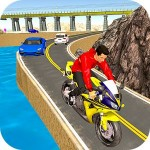 Traffic Bike Racer Fun 3D 🏍️ Volcano Gaming Studio