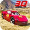 Superhero Lego (Lightning Car Stunts) WePlay Studio