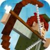 ボウマンクラフト:アーチェリーゲーム – ボウ&アローシューティング Fat Lion Games: Crafting & BuildingAdventure