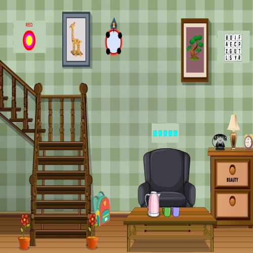 Great detached house escape games2jolly android for The great escape house