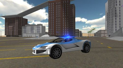 police car driving simulator i6games アプリクエスト android