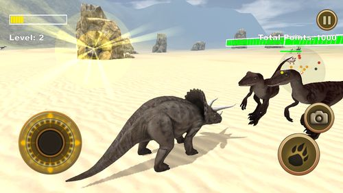 triceratops survival simulator wildfoot games アプリクエスト