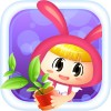 Rabbit Learning English Garden zzgames
