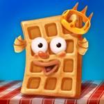 Waffle Joy – Follow The King CROWN Girls Apps