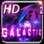 光芸術形式 Galactic FX ² HD : iPad – 日本語 IGRASS PTY LTD