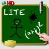 手で書くと描画する黒板 – 手書き – iPad上で無料 SCM PUBLISHING