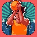 障害バスケットボール – 室内の定点シュート练習 XIU HUA FU