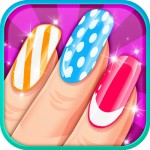 Nail salon-girl makeover WEI JI CHANG