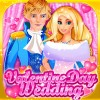 Valentine Day Wedding DressUp ZHANG ZHIMIN