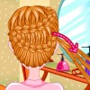 Valentine Braided Hairstyles Color Girl Games