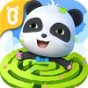 くいしんぼうパンダ—BabyBus(3D迷路ゲーム) BABYBUS