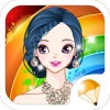 I am a princess-Fashion Boutique YALI LIU