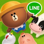 LINE ブラウンファーム LINE Corporation