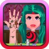 Nail Doctor Game High Girls – Monster Version Julian Dario
