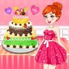 Valentine Cake Contest Color Girl Games