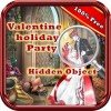 Valentine Holiday Party Hidden Object sheetal satvara