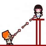 【ひっぱりパズル】ズキュ〜〜〜〜ン! GOODROID,Inc.