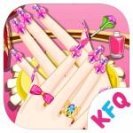 Nail Salon – Girls Manicure Making Games HUI ZHONG YAO