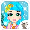 I am mermaid , dress up for me ,please! – cute mermaid, dressing up for mermaid, ocean game PeiHong Jiang