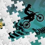 Xパズル – エクストリームスポーツジグソーパズル Quantis,Inc.