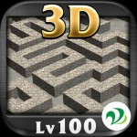 3D迷路 Lv100 Wasabi Applications