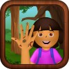 Nail Doctor Game for GIrls: Dora Version German Techera