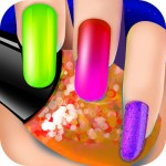 Nail Beauty Salon – girls games WU LIN