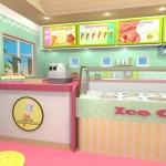 脱出ゲーム アイスクリームパーラー Gakutetsu Takemura
