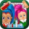 "Nail Doctor Game ""for Shimmer and Shine"" Luis Cavani"